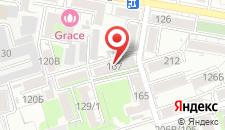 Апартаменты Акрополь на Халтуринском переулке на карте