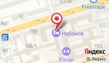 Хостел и Лофт-Отель Набоков на карте