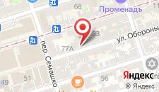 Гостиница Мини-Люкс на карте