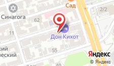 Гостиница Эрмитаж на карте