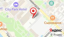 Отель Hyatt Regency Sochi на карте
