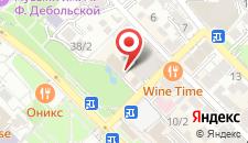 Бутик-Отель Кайлас на карте
