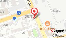 Апартаменты Акрополь на Театральном проспекте на карте