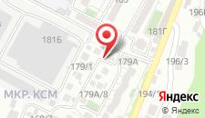 Апарт-отель Центр созидания и гармонии на карте