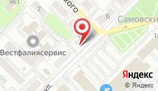 Апарт-отель Ловеч на карте