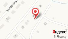 Парк-Отель Прибрежный Ярбург  на карте