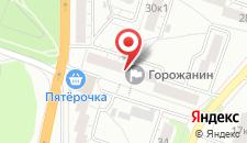 Гостиница ДЮСШ ДС на карте