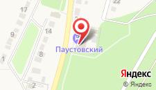 Гостиница Золотой оазис на карте