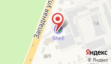Гостиничный комплекс Аксу на карте