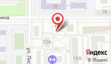Гостиница Гостевой дом на карте