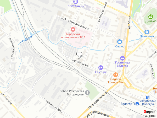 http://static-maps.yandex.ru/1.x/?pt=39.873537%2C59.210219&size=600%2C450&z=15&l=map