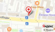 Хостел БМ Хостел на карте