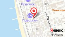 Гостевой дом Императрица на карте