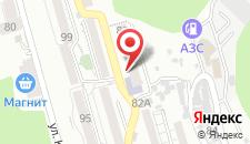 Апартаменты У Евгения на карте