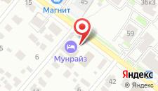Мини-отель Moonrise на карте