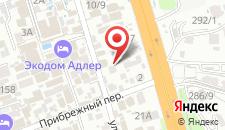 Гостевой дом У Владимира на карте