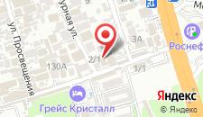 Гостиница Надежда на Чкалова на карте