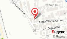 Гостевой дом Армения на карте