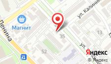Отель Новое Время на карте