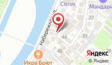 Отель Yuson на карте
