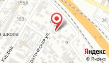 Гостевой дом Кириаки на карте