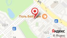 Апарт-отель Имеретинский - Парковый квартал на карте