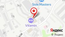 Апартаменты НВ Апарт на карте