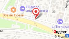 Гостевой дом Камыш на карте