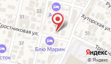 Бутик-Отель ANI на карте
