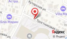 Мини-отель Ольга на карте