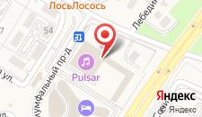 SPA-отель Русские Сезоны на карте