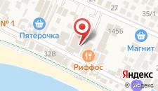 Гостиница Анна Мария на карте