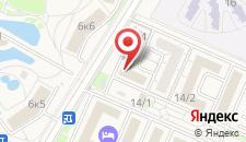 Курортный отель Бархатные Сезоны Александровский Сад на карте