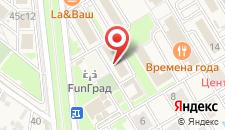 Курортный отель Бархатные сезоны Екатерининский квартал на карте