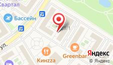 Курортный отель Бархатные Сезоны Русский Дом на карте