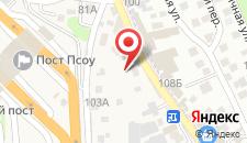 Отель Rich на карте