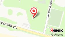 Гостевой дом У Луизы на карте
