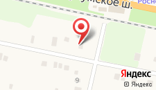 Гостевой дом Апсны на карте