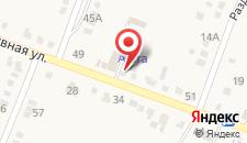 Отель Аюта на карте