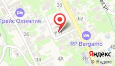Хостел Minions на карте