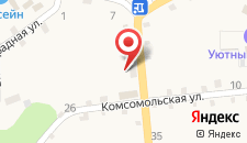 Туристский комплекс Даховская Слобода на карте