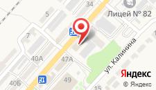 Гостиница Кава ди Пьетра на карте