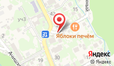 Отель ОМ ДОМ на карте