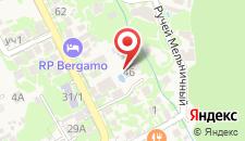 Отель София на карте