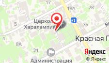 Апартаменты На Волоколамской 29 на карте