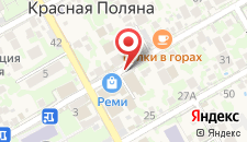 Гостевой дом На Турчинского 57 на карте