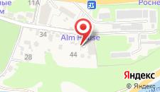 Гостевой двор На Мичурина на карте