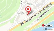 Хостел Катерина Альпик на карте