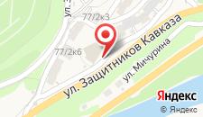 Апарт-отель Татьяна на карте
