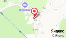 Отель Аибга на карте